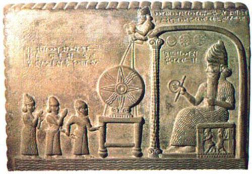 Annunaki-zeul-sumerienilor