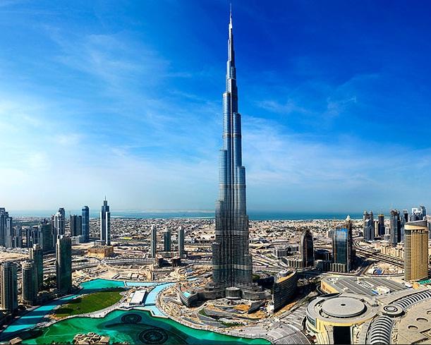 Burj Khalifa – Dubai-lift