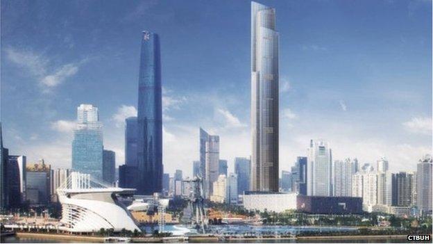 Lift Guangzhou