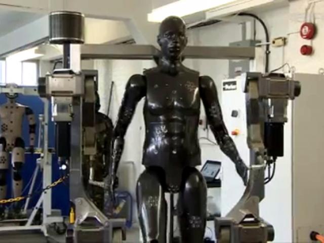 Porton-Man-robot