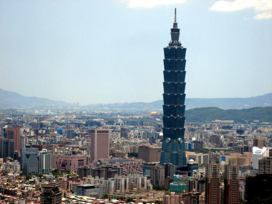 Taipei 101 lift