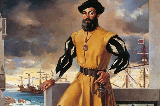 magellan-portret