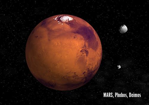 marte phobos-deimos