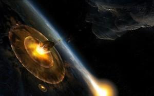 planeta-pamant-asteroid-impact
