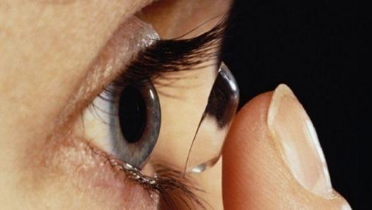 lentila de contact