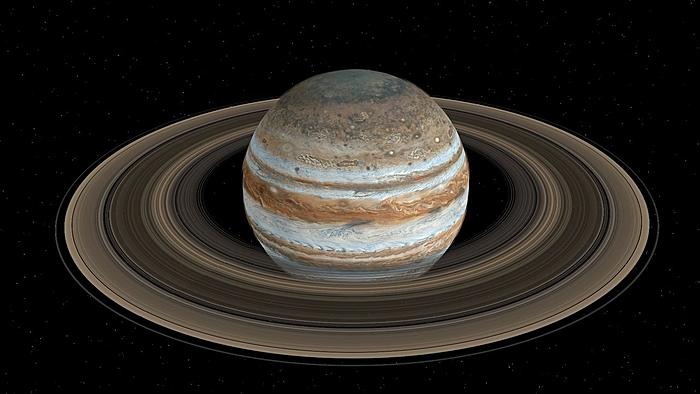 Jupiter inelele