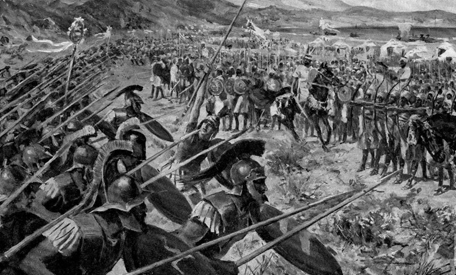 Marathon victoria grecilor