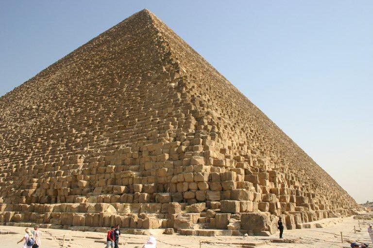 Marea piramida din Giza