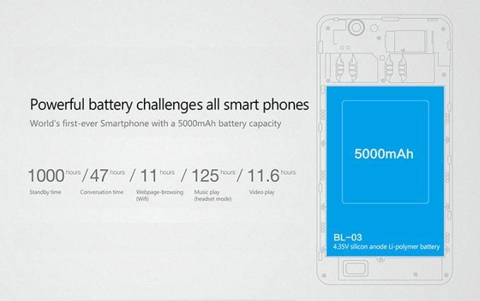 THL-500-baterie
