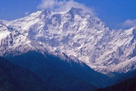 Nanga Parbat fata nordica