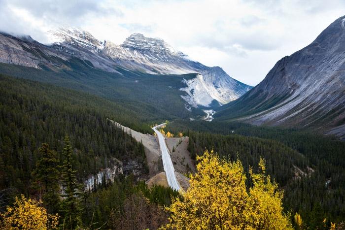 Autostrada Icefields