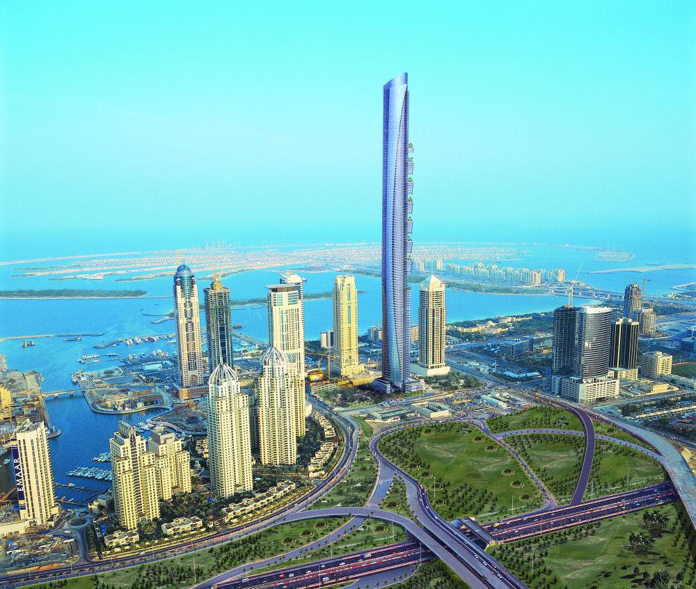 Pentominium, Dubai