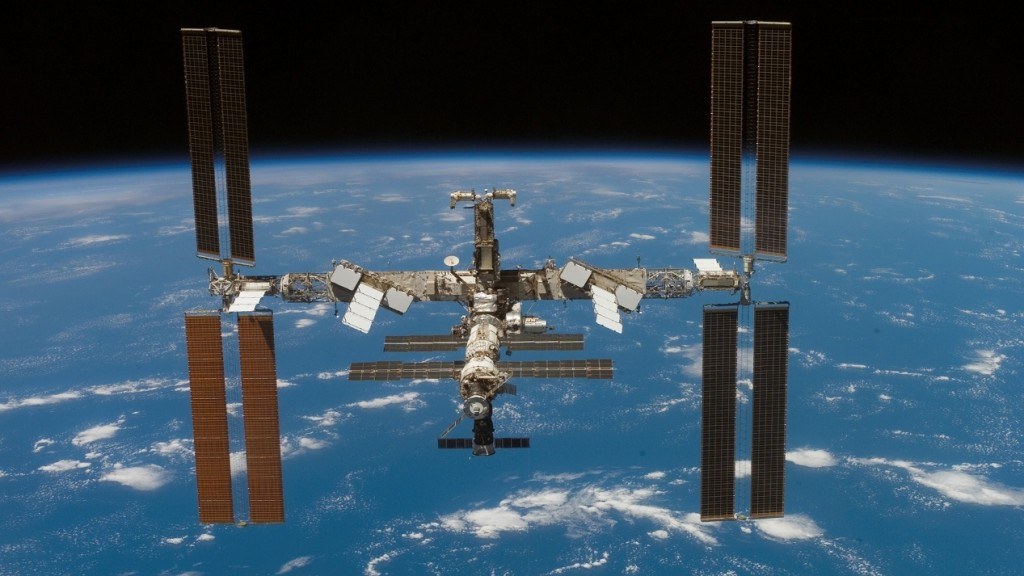 Statia spatiala internationala ISS ESA