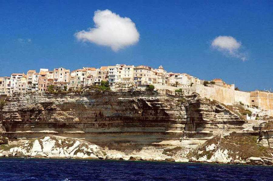 Bonifacio, Corsica - Franta