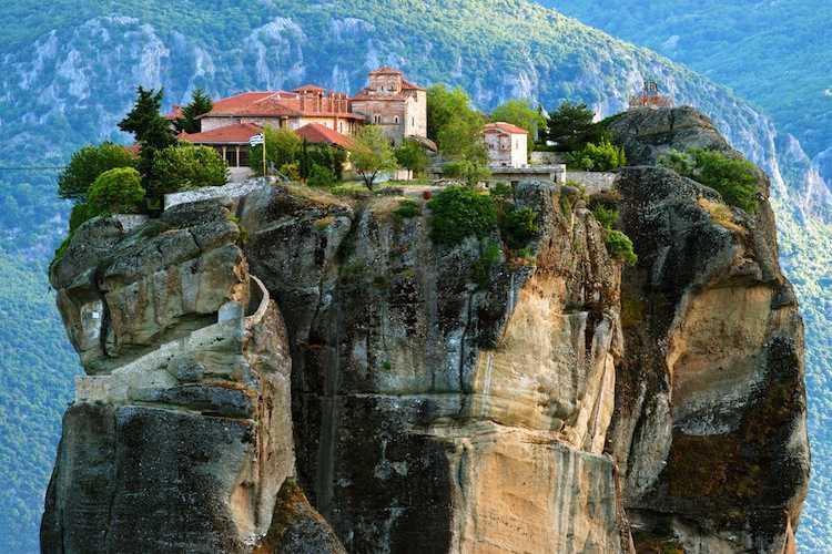 Manastirea Varlaam - Grecia