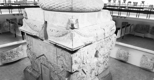 columna lui traian in romania