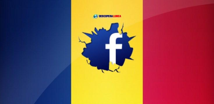 utilizatori romani pe facebook