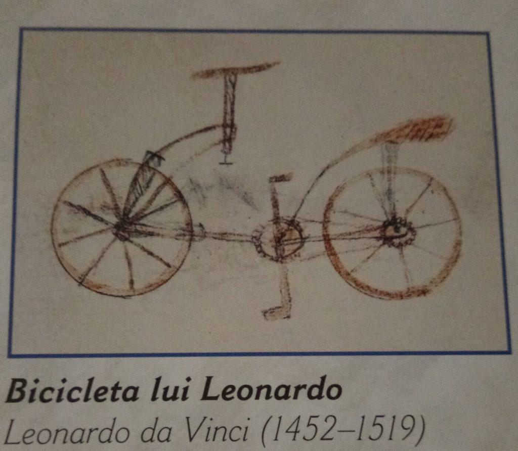 bicicleta lui leondardo