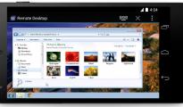 Aplicatie Google cu care iti accesezi computerul de pe smartphone