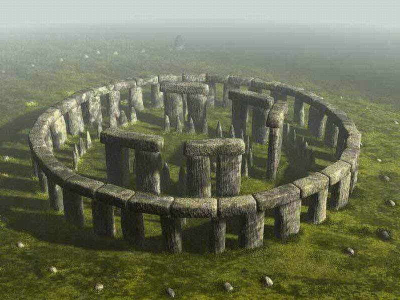 Ipoteza noua in cazul monumentului stonehenge for Sitios web de arquitectura