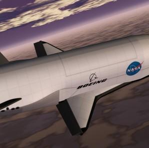 X-37B Aeronava spatiala