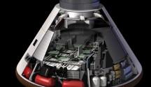 capsula spatiala Orion